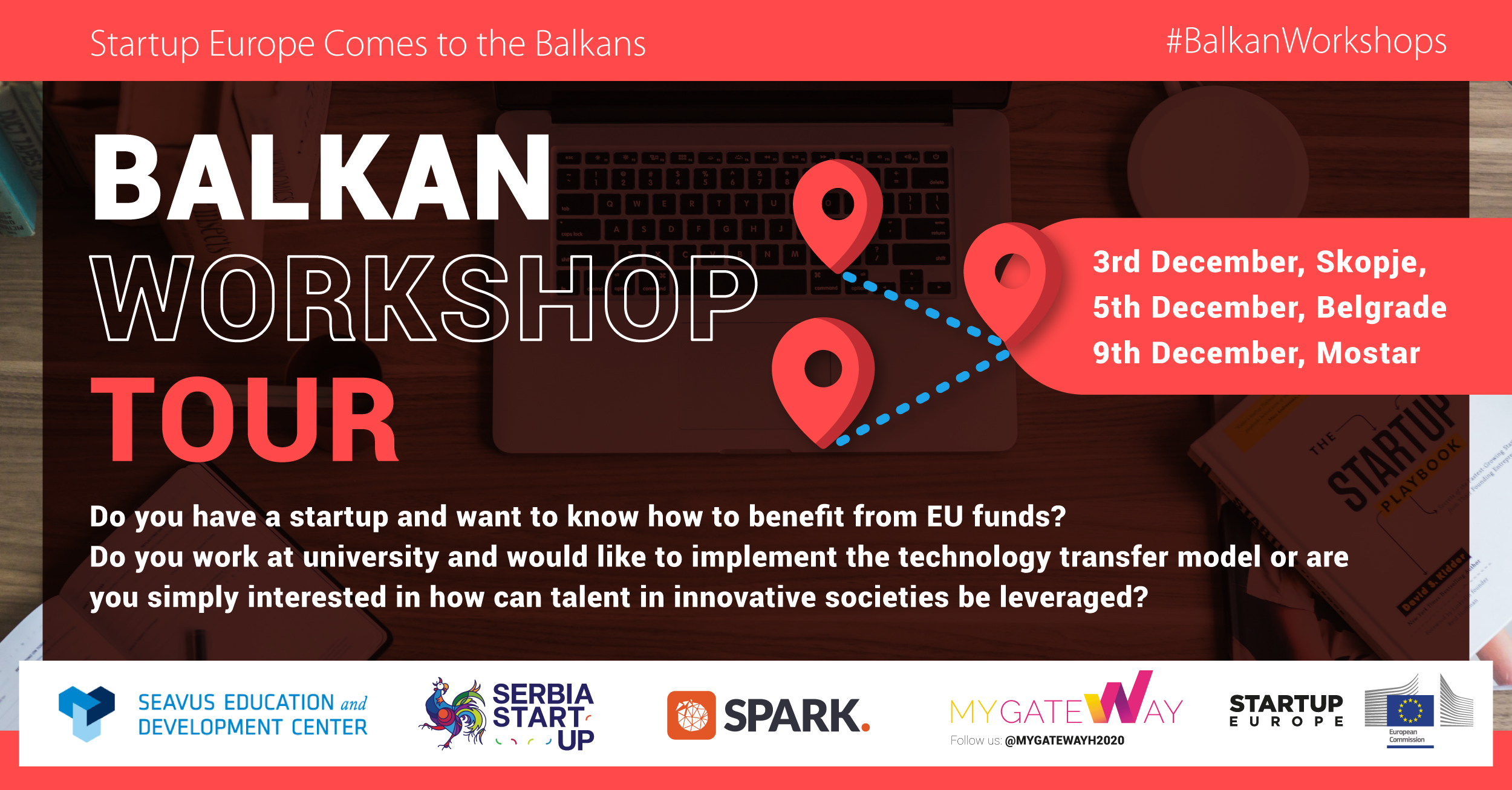 Startup Europe comes to the Balkans