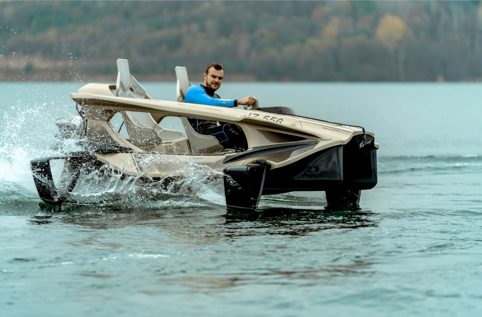 Quadrofoil collected 3 million euros of Series A financing