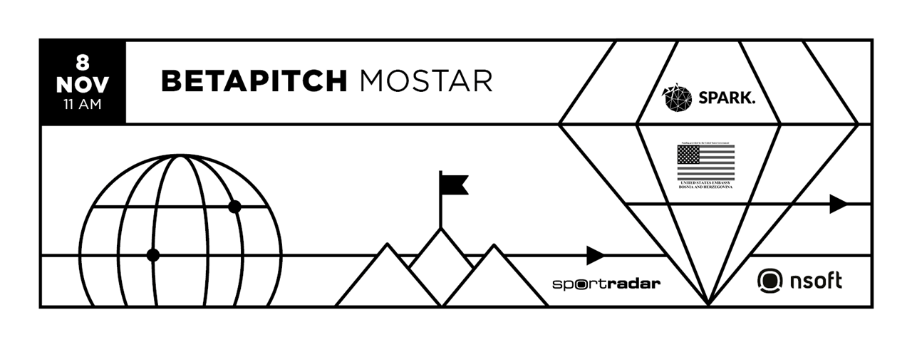 Looking for great startups to pitch in Mostar!