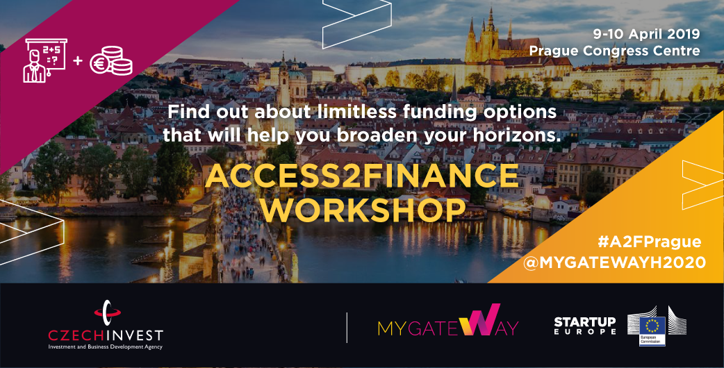 Access2Finance Conference - Prague