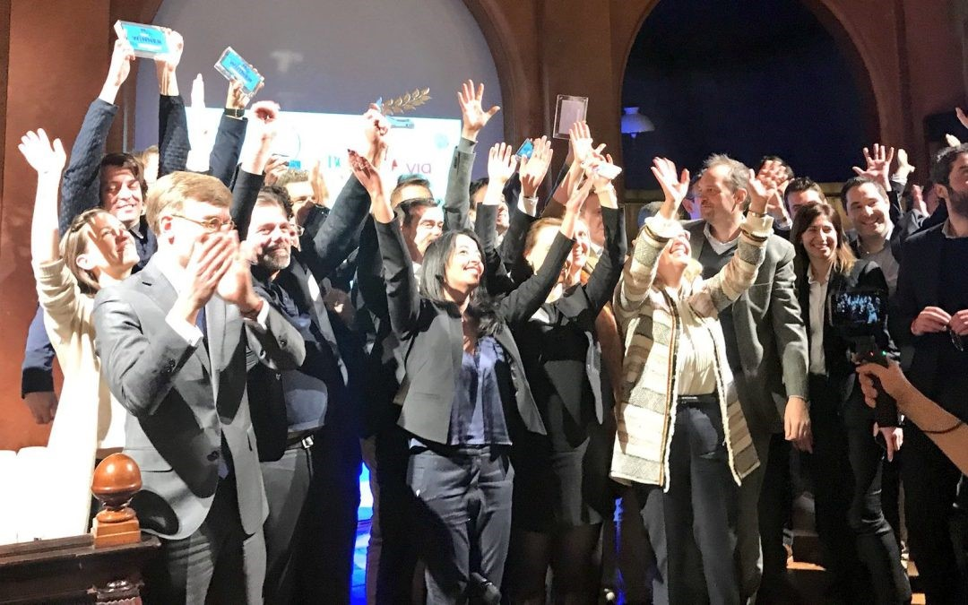 Cargonexx, Cocolis, Klaxit and MaaS Global win the first edition of the EUSP for mobility