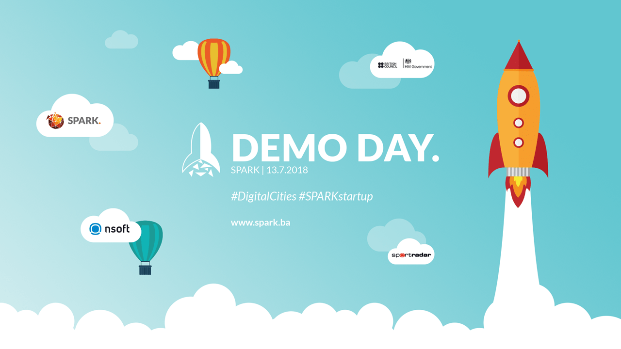 SPARK DEMO DAY 2018: THE WINNERS